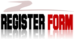 Register form orfej website